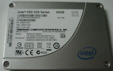 Intel SSDSC2CT060A3 60GB SSD SATA III 6GB/S 2.5in 5 in stock Free SATA Cable Set
