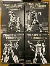 Transformers G1 Universe Special Megatron Dragstrip Overkill Optimus Prime Misb