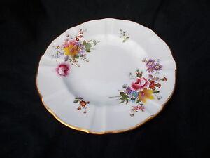 Royal Crown Derby. DERBY POSIE. Side Plate. Diameter 6 3/8 inches
