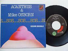 ACANTHUS & MIKE OSBORN   SOS 410016  RRR