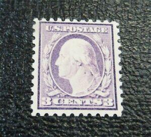 nystamps US Stamp # 464 Mint OG H $70 Washington   J8x1852