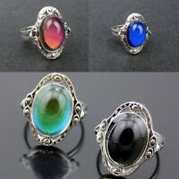 1PC Hot Fashion Changing Color Mood Ring Adjustable New Temperature Control