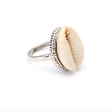 Bohemian Gold/Silver Shell Ring Finger Knuckle Rings Women Summer Beach Jewelry