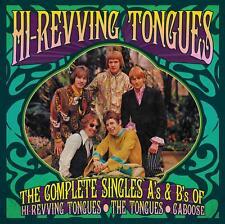 Hi Revving Tongues & Caboose Complete Singles New Zealand 1960s Psych Pop cd