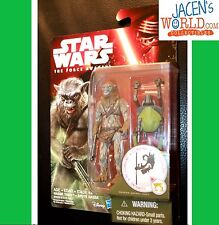 """Hassk Thug Brute Hassk The Force Awakens Action Figure Star Wars 3.75"""" Wave 3"""