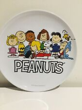 SNOOPY PEANUTS SMALL Melamine PLATE 2015 - Very Good CONDITION