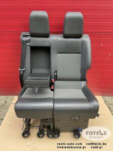 Front passenger seat double bench RHD Toyota Proace Traveller Spacetourer Expert