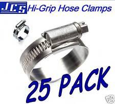 25 x 40mm - 55mm Jcs Grande Prise Tuyau Pince Ver Lecteur Essence Diesel Pompe À
