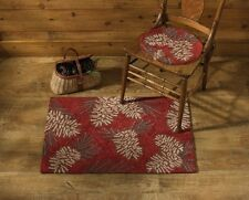 """Pinecone Hand-Hooked Rug by Park Designs - 24"""" x 36"""""""