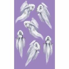 Halloween ETHEREAL GHOST PROPS Party Decoration 6 LARGE GHOST PROPS