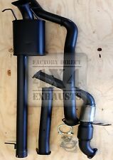 """Mazda BT50/Ford Ranger 3.2L 5Cyl 4WD 3"""" Aluminised Exhaust System"""