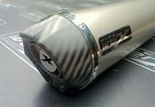 Yamaha Fz1-n Fz1 N 2006 + titanio ronda, carbono salida de escape puede, Camino legal