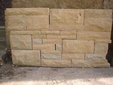 **NEW** Sawn Bed Random Sized Yorkshire Walling Stone