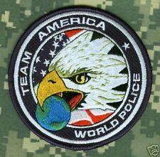 NATO JSOC OPERATOR COUNTER TERRORIST ODA TEAM AMERICA WORLD POLICE νeΙ©®⚙💀PATCH