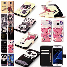 Luxury Magnetic Flip Leather Fold Wallet Stand Phone Case Cover For Sony iphone