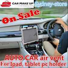 Universal Car Air Vent Mount Ipad Holder Stand For Most Tablet PC IPad 12345
