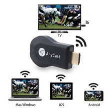 Anycast M2 Miracast Wireless WiFi Display Dongle DLNA Airplay 1080P Media TV