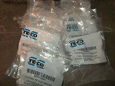 13 PACKAGES OF 10 TE-CO FASTENAL 1/2 FLAT WASHERS 302706-130481 QTY 130 (WL69)