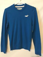 Hollister Juniors Size Small Sweater Blue