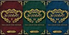 Bizenghast Collector's Editions Alice M legrow Gothic Fantasy Manga Set 1-3