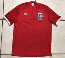d965574ed8c UMBRO England National Team 2010 South Africa Jersey Men's Size 42