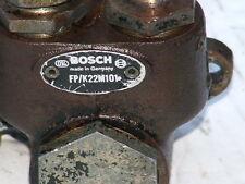 MERCEDES W123D-T1 T2 KRAFTSTOFPUMPE für DIESEL BOSCH FP/K222M101 GUT GEBRAUCHT