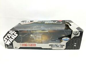 Hasbro Star Wars Y-Wing Fighter Empty Retail Box 30th Toys R Us Exclusive 2007