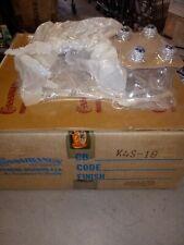 Casablanca ceiling fan k4s-18 Fan 4  Light Kit , NEW in box off white