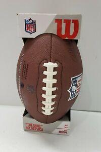"Wilson NFL Pro ""The Duke"" Replica Football"