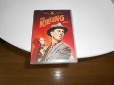 THE KILLING - Stanley Kubrick - Sterling Hayden - (1965) - UK REGION 2 DVD