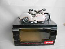 NSU MAX Motorrad Mit Beiwagen (sidecar) scale 1:10 die cast Schuco 06512