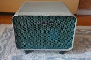 Heathkit SB-600 speaker & HP-23B power supply unit plus restoration kit