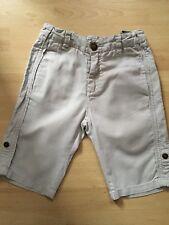 Zara Boys Linen Blend Shorts Age 5/6 Years
