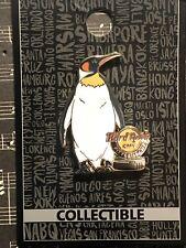 Hard Rock Cafe - Pittsburgh Core Penguin PIn