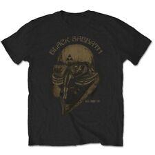 Official Black Sabbath Mens Music T-shirt 1978 US Tour Vintage Style Rock Metal Large