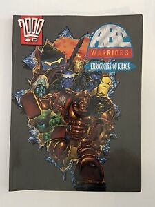 ABC Warriors Khronicles of Khaos (2000 AD 1992) Mills & Walker Graphic Novel