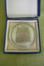 DDR Medaille - V. Bezirks Briefmarkenausstellung - 1966 - Bezirk Frankfurt Oder