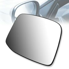 For 2010-2018 Ford E150-450 OE Style Left Side Mirror Glass w/Plate AC2Z17K707B