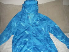 MENS NIKE THERMA FIT XL BLUE HOODIE