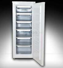 BRAND NEW  IGLOO FREEZER 245LT  1 YEAR WARRANTY 600mm(w) x 600mm(d) x 1700mm(h)