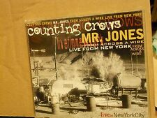 COUNTING CROWS - MR.JONES-ROUND HERE-ANGELS OF THE SILENCES - 1998