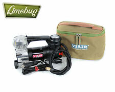 """85P Portable Compressor Kit 12V 60 PSI for Up to 31"""" Tires w/Twist-on Tire chuck"""