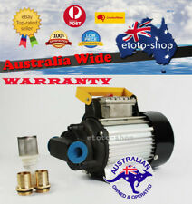 240V Diesel Biodiesel Oil Transfer Fuel Gear Pump Heavy Duty