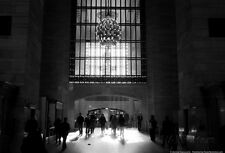 Rush Hour Grand Central Station NYC Poster - 19x13