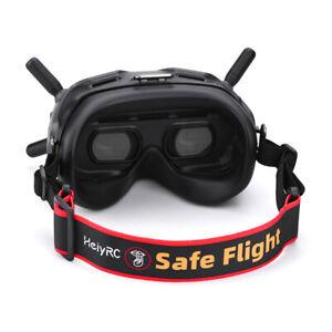 For FPV Goggles Headband Safety flight tips headband