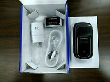 Samsung Rugby 4 B780A Unlocked GSM Tough Rugged Durable Flip Phone Black A+
