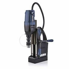 Heavy Duty 1 18 Inch Industrial Magnetic Drill With Carry Case S28mag