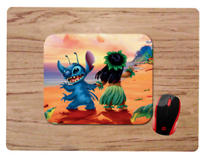 LILO AND STITCH MOUSEPAD MOUSE PAD HOME OFFICE GIFT DESIGN 2