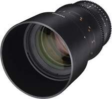 Samyang 135mm T2.2 UMC II Canon EF Full Frame VDSLR/Cine Lens