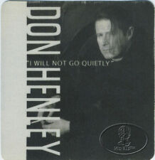 Don Henley 1989 Tour Backstage Pass The Eagles